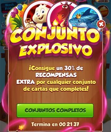 Conjunto Explosivo (Set Blast)