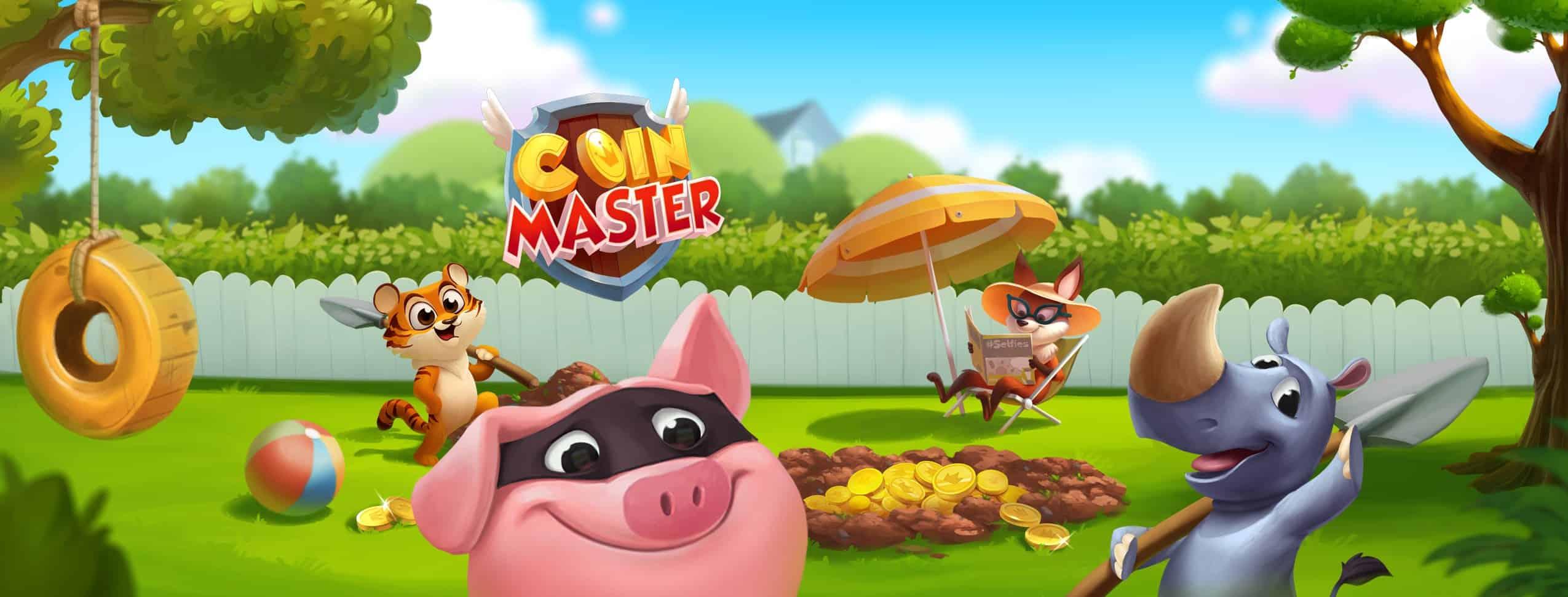 Enlaces con Tiradas gratis del Coin Master 2021